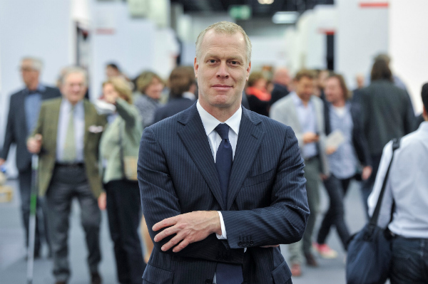 Daniel hug director of art cologne for Jobs art director koln